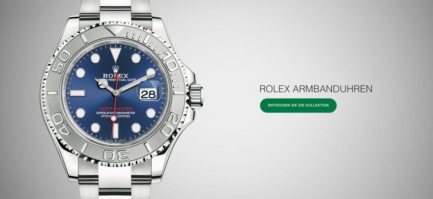 Offizieller Rolex Fachhändler